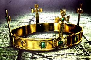 """crown"" by jason train"