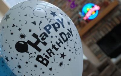 Darius' Super Sweet Birthday Party