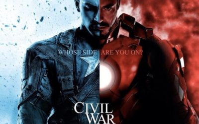 Some Random Thoughts on Captain America: Civil War