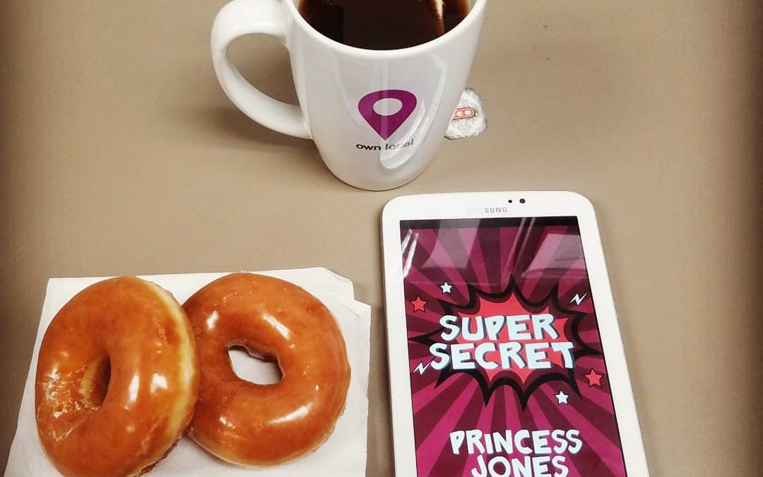 Doughnuts and New Releases