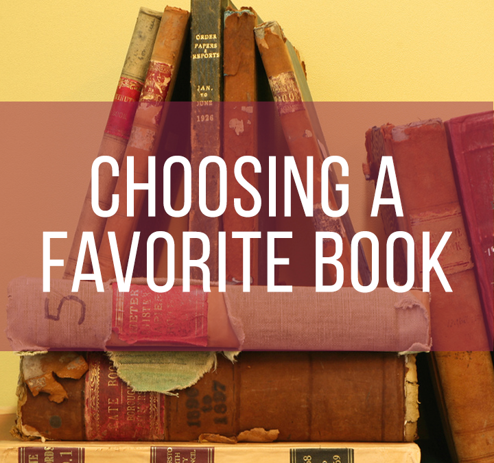 Choosing a Favorite Book